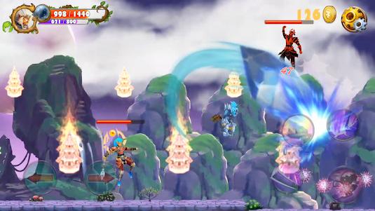 Battle of Wukong 1.1.6 screenshot 19