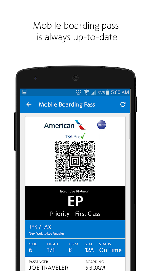 American Airlines 5 2 Apk Download Android Travel