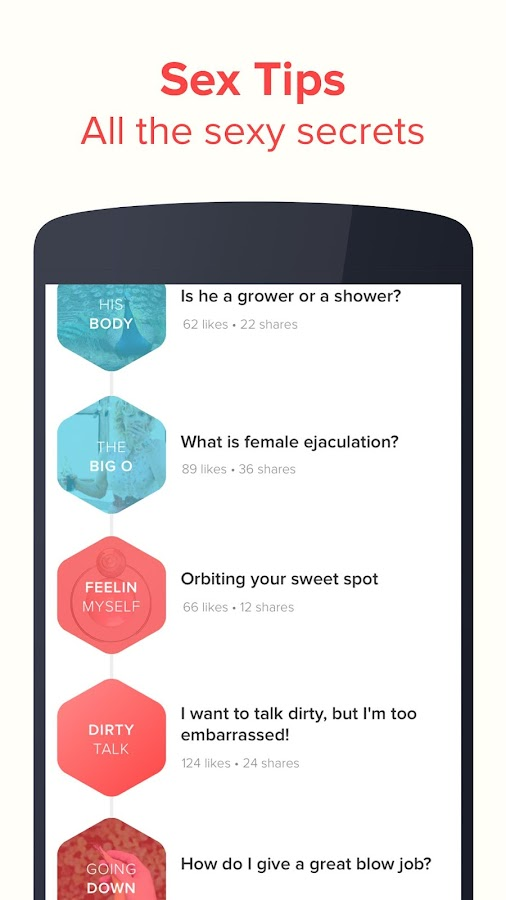 sex secrets app