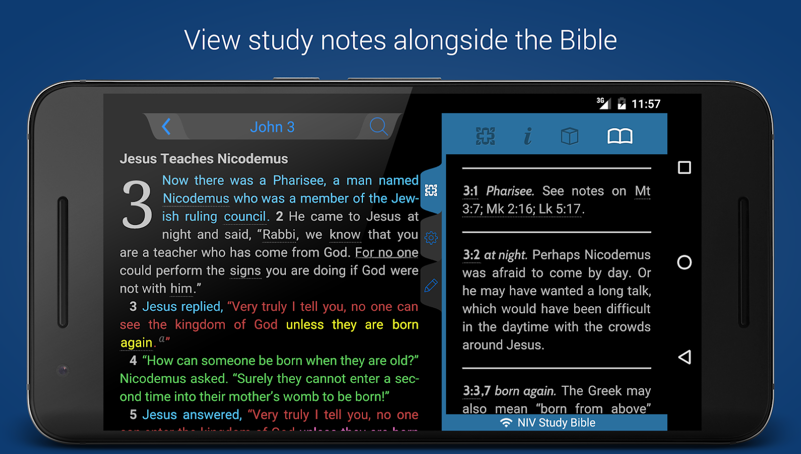 Niv 50th Anniversary Bible 7 10 5 Apk Download Android