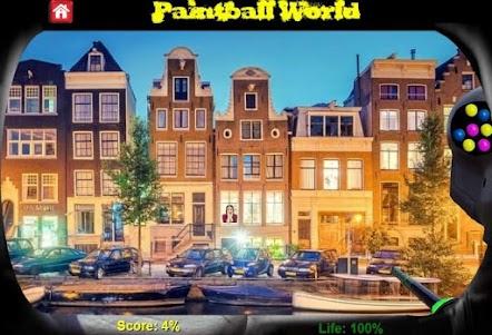 Paintball World 0.0.5 screenshot 4