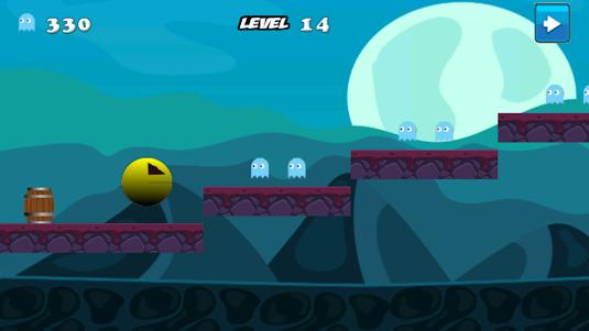 Crazy Pacman 1.0 screenshot 1