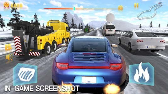 Racing Driver Speed 1.2 screenshot 8