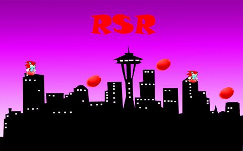 Red Sonic Run RSR 1.0 screenshot 1