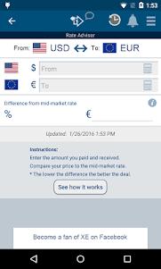 XE Currency  screenshot 3