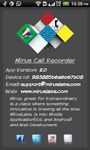 Call Recorder 2.4.1 screenshot 7
