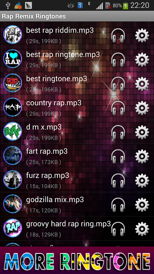 best rap ringtones mp3