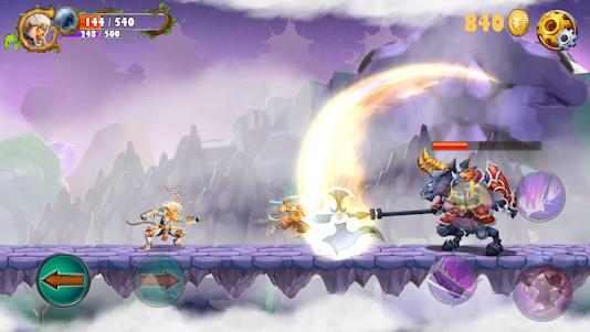 Battle of Wukong 1.1.6 screenshot 7