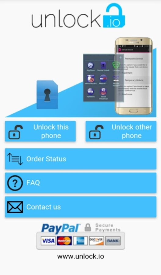 Device Unlock app 2 0 APK Download - Android Tools Apps