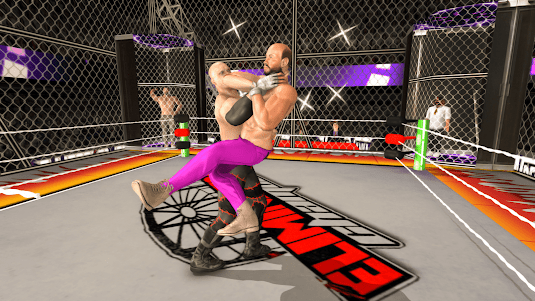 Chamber Wrestling Elimination Match: Fighting Game 1.2 screenshot 4