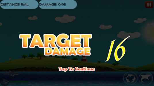 Angry Shark 1.0.4 screenshot 3