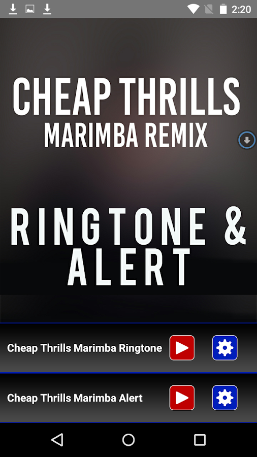 download marimba remix