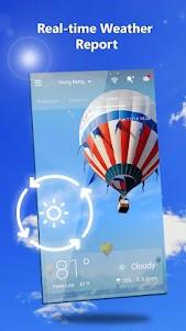 GO Weather - Widget, Theme, Wallpaper, Efficient 6.155 screenshot 1