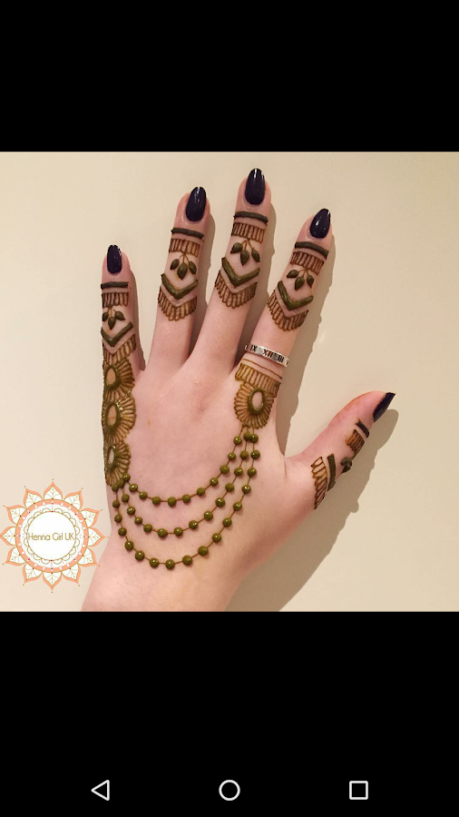 Simple And Easy Mehndi Designs 2018 1 3 Apk Download Android