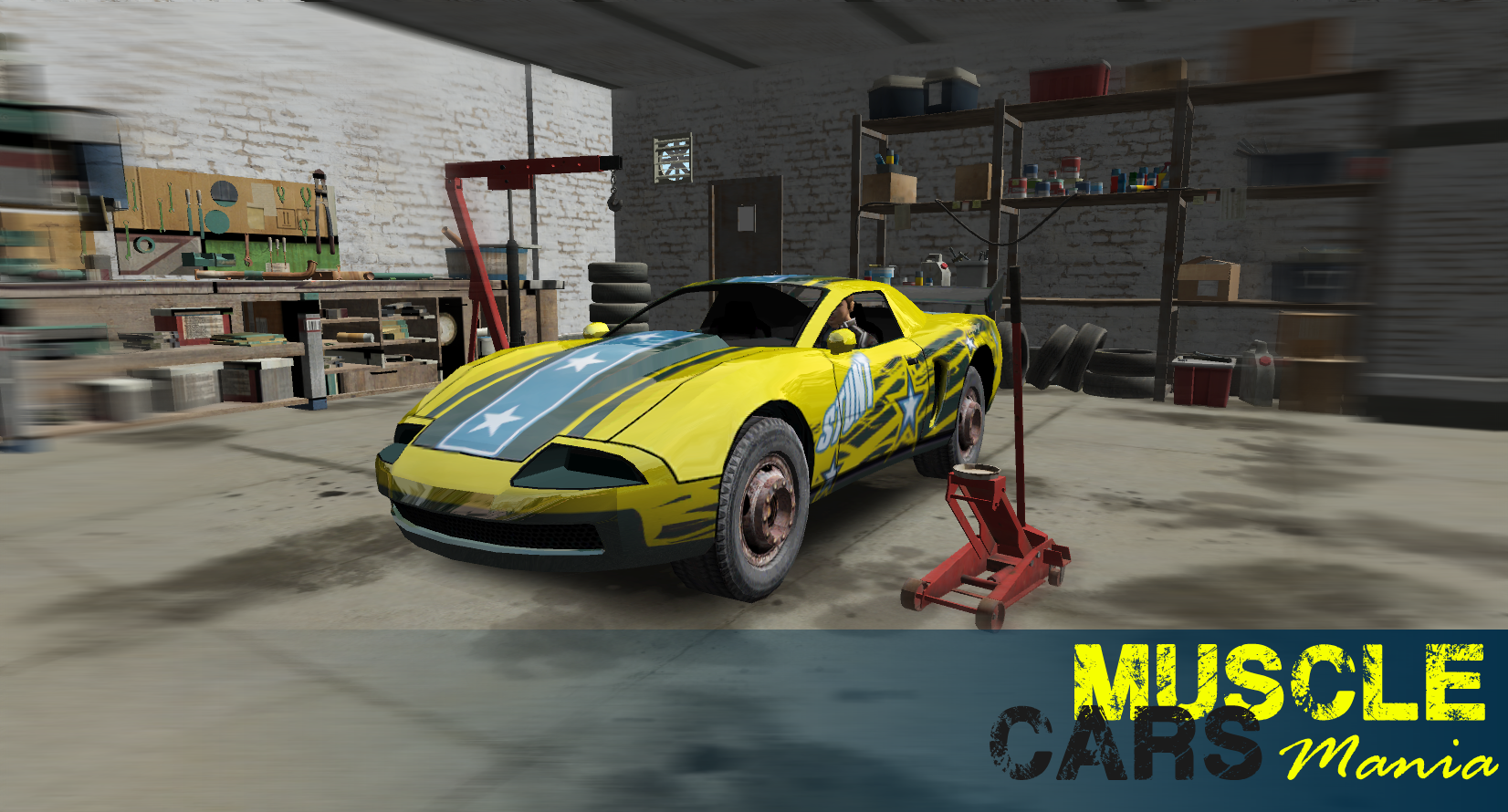 Muscle Cars Racing Mania 2015 1 05 Apk Download Android Racing Games
