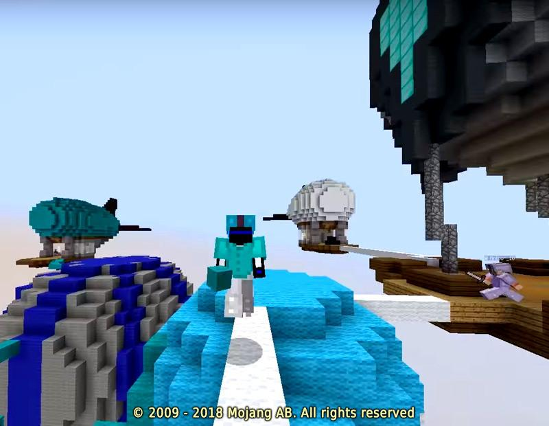 Bed Wars in Minecraft PE 2 43 APK Download - Android