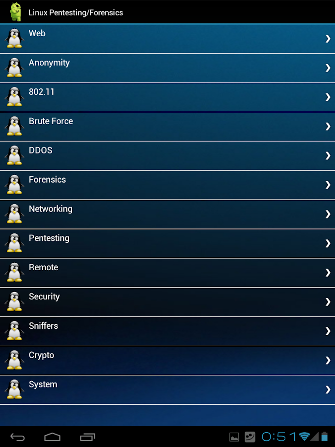 Bugtroid Pentesting FREE 5 0 APK Download - Android Tools Apps