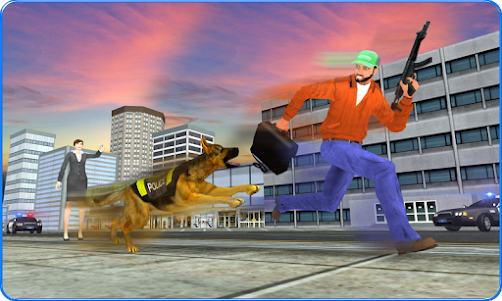 LA Police Dog Crime Patrol : Thief Chase Mission 1.1 screenshot 1