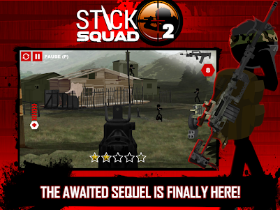 Stick Squad 2 - Shooting Elite 1.3.3 screenshot 12