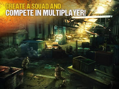 Modern Combat 5: eSports FPS 3.5.0g screenshot 3