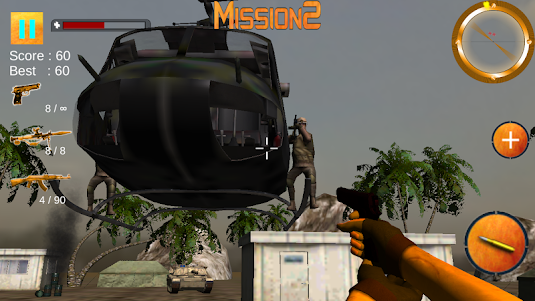 Frontline Commando Sniper Fury 1.4 screenshot 5