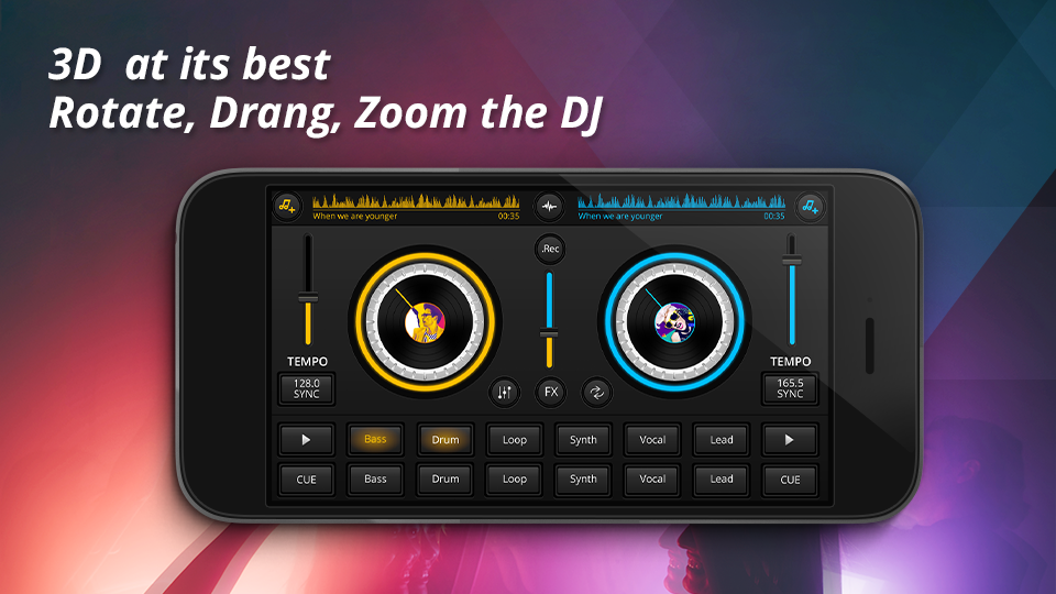 3D DJ Mixer Music (No Ads) 1 1 6 APK Download - Android