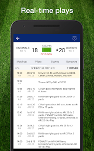 49ers Football: Live Scores, Stats, Plays, & Games 7.7 screenshot 2