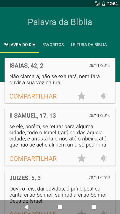 Palavra da bblia 30 apk download android books reference apps palavra da bblia 30 screenshot 1 fandeluxe Image collections