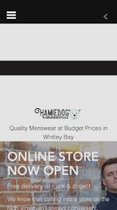 Hamiedog Menswear 1.0.2 screenshot 1