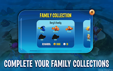 Dory's Reef 1.3.3 screenshot 4