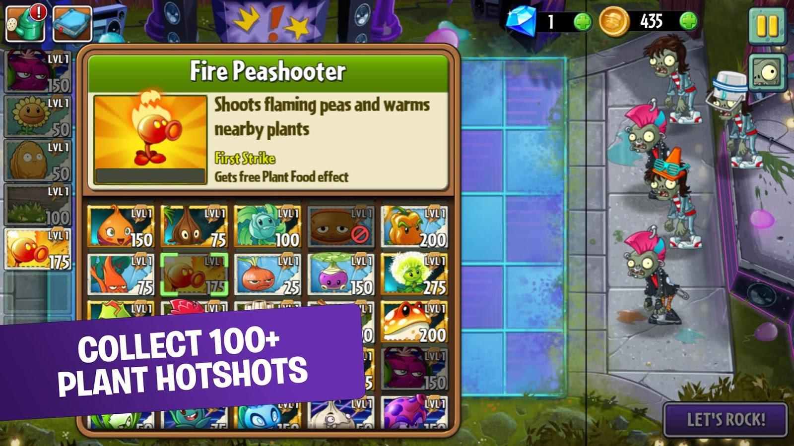 Plants vs zombies 2 681 apk download android casual games plants vs zombies 2 681 screenshot 8 toneelgroepblik Gallery