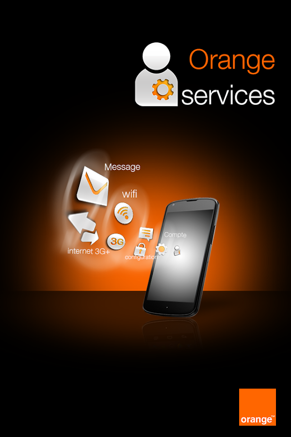 Orange Services 1.0.2 APK Download - Android Productivity Apps