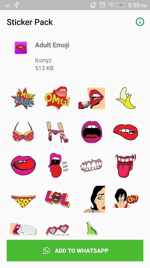 Whatsapp stickers apk