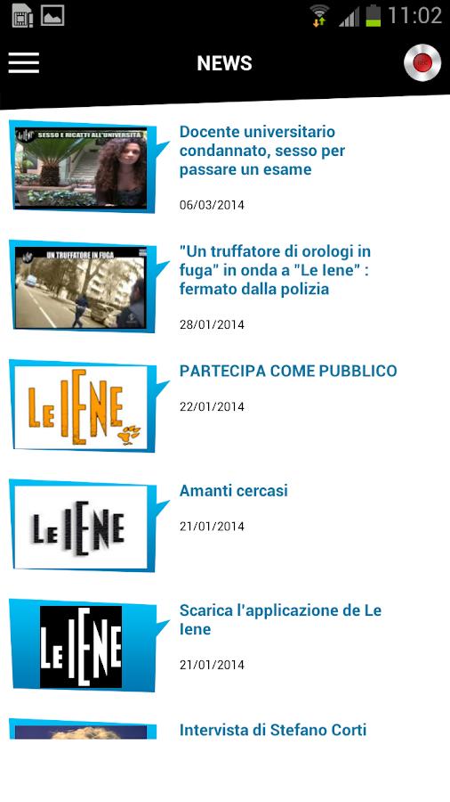 Le Iene Apk Download Android Entertainment Apps