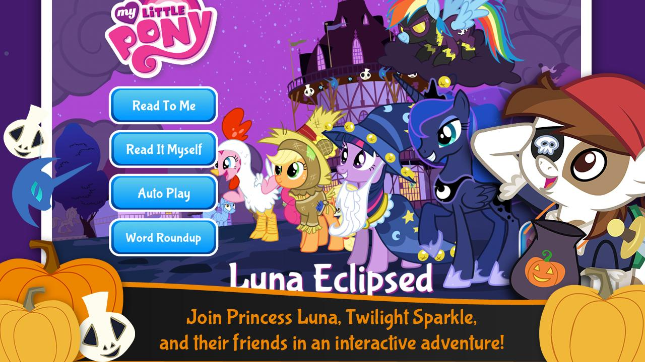 My Little Pony Luna Eclipsed 101 Apk Download Android