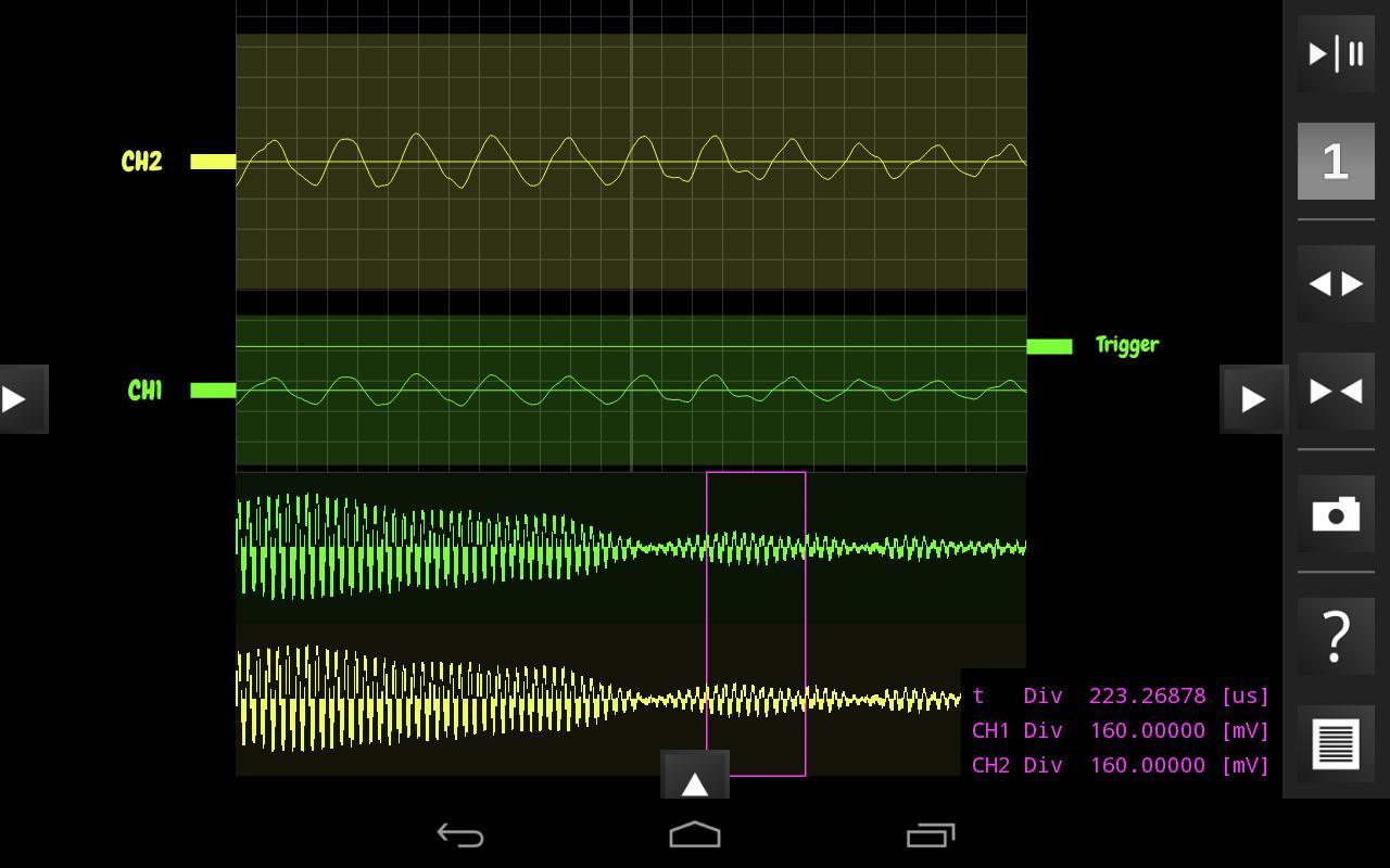 OsciPrime Oscilloscope Dagobert APK Download - Android Tools