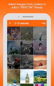 ShotOn for Mi: Add Shot on Stamp to Gallery Photo 1.4 screenshot 17