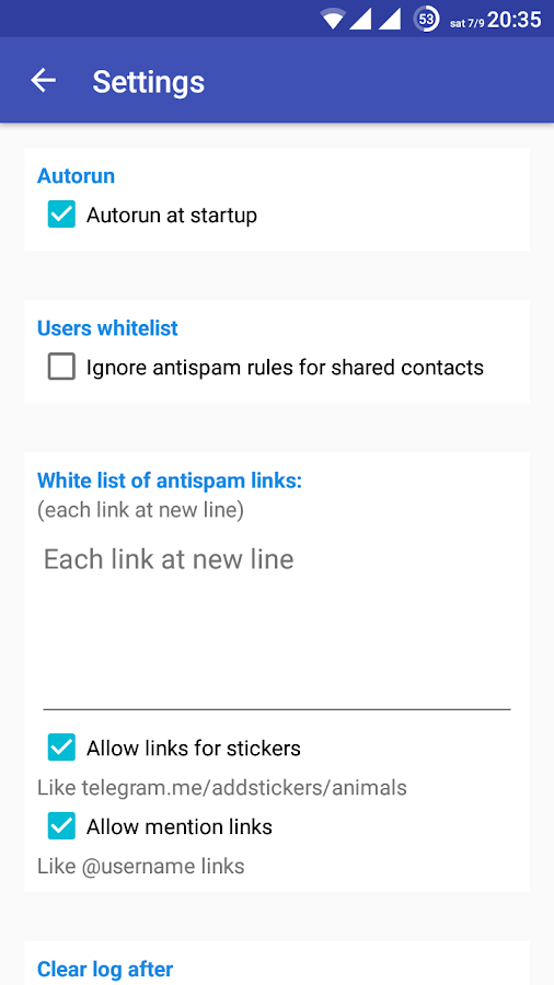 AdminTools for Telegram 1 0 7 APK Download - Android Social Apps