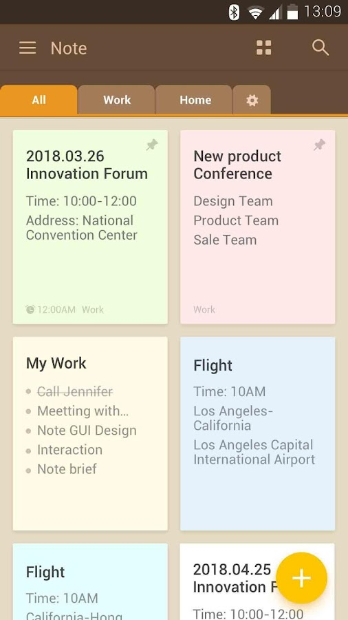 notes colorful notepad note to do reminder memo 1 4 9 apk download