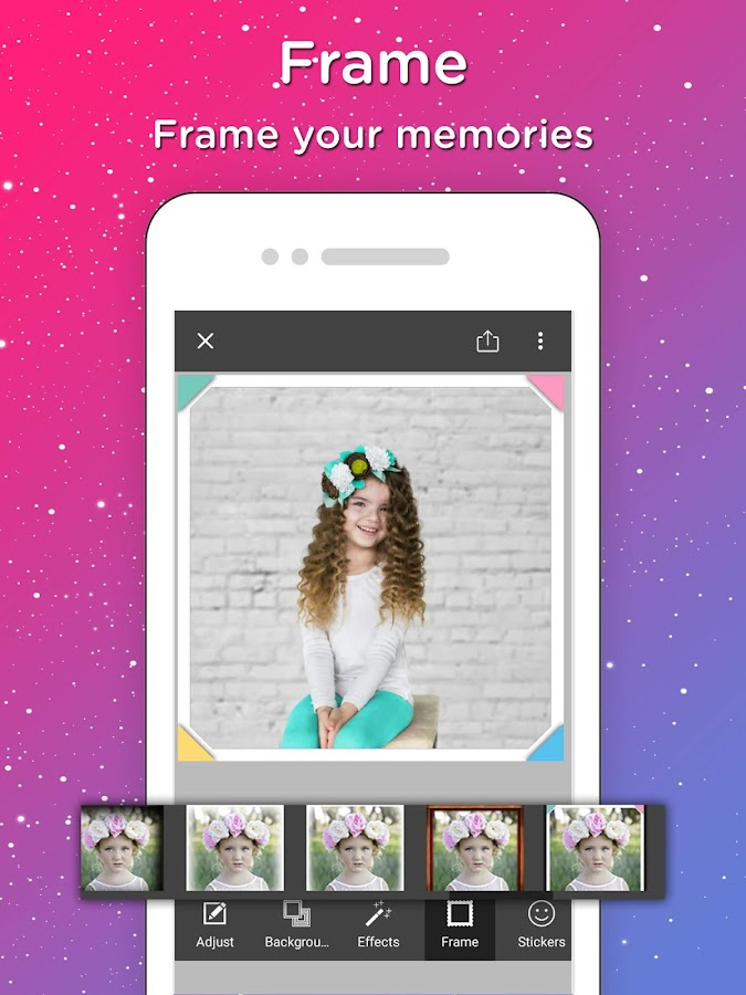 Insta Square Size Pic Editor 1.1 APK Download - Android Photography Apps
