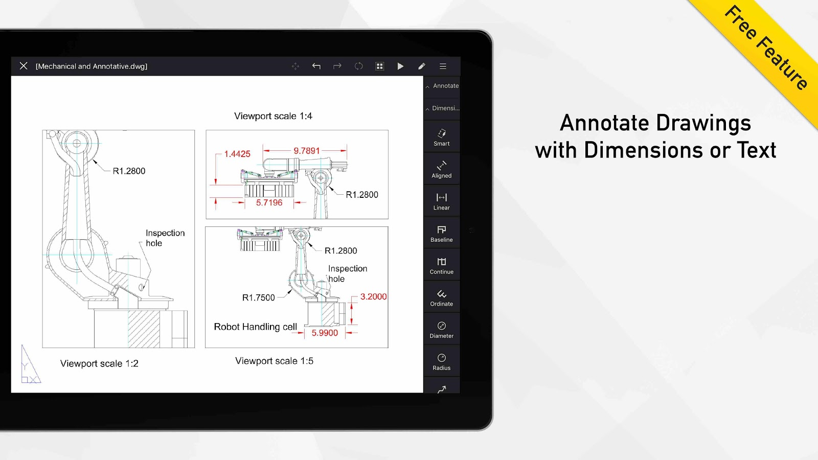 ARES Touch: DWG CAD Viewer & Editor 18.4.168 APK Download - Android ...