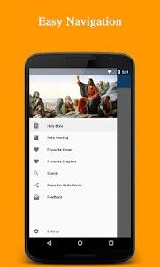 Hindi Bible ( बाइबिल ) 2.3 screenshot 2