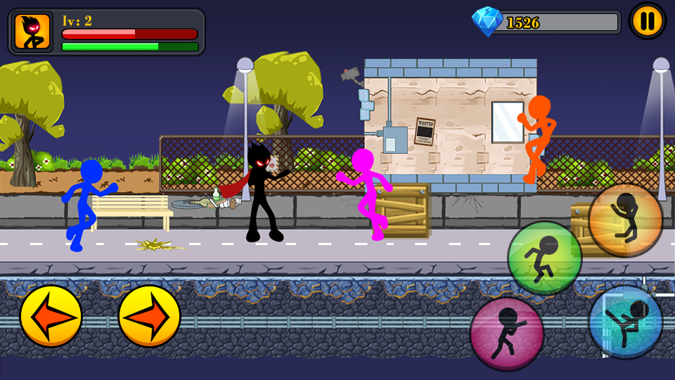 download las vegas nights apk android