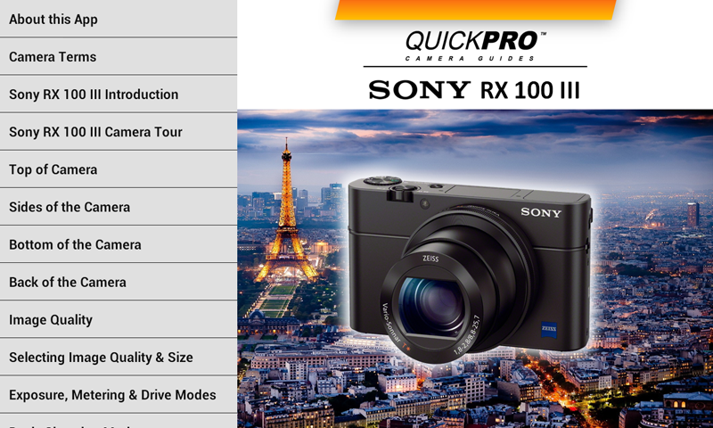 Sony rx100 mk iii by quickpro 2 0 0 apk for 116 west 23rd street 5th floor new york ny 10011