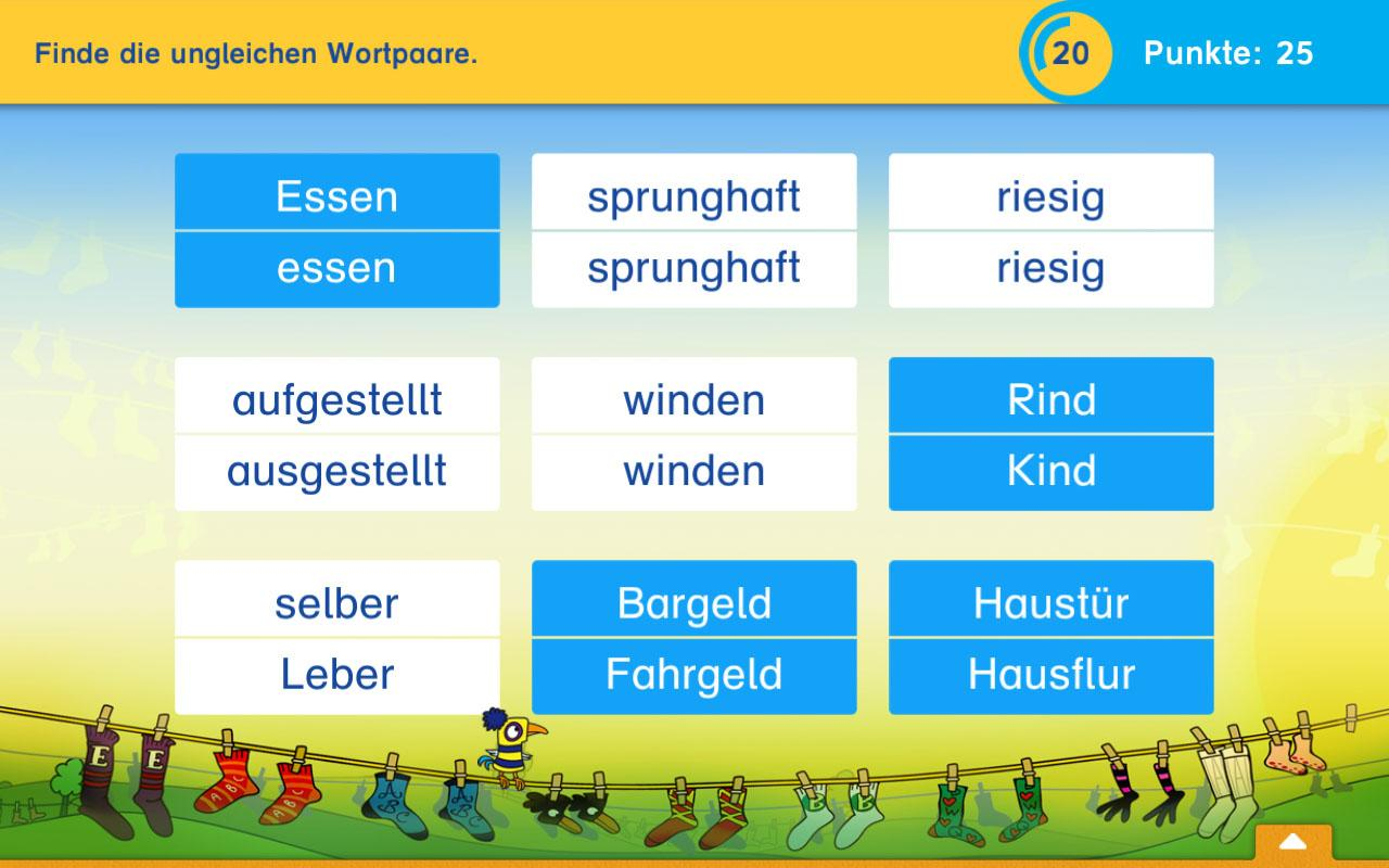 Antolin Lesespiele 3/4 1.2 APK Download - Android Educational Games