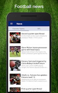 49ers Football: Live Scores, Stats, Plays, & Games 7.8.9 screenshot 8