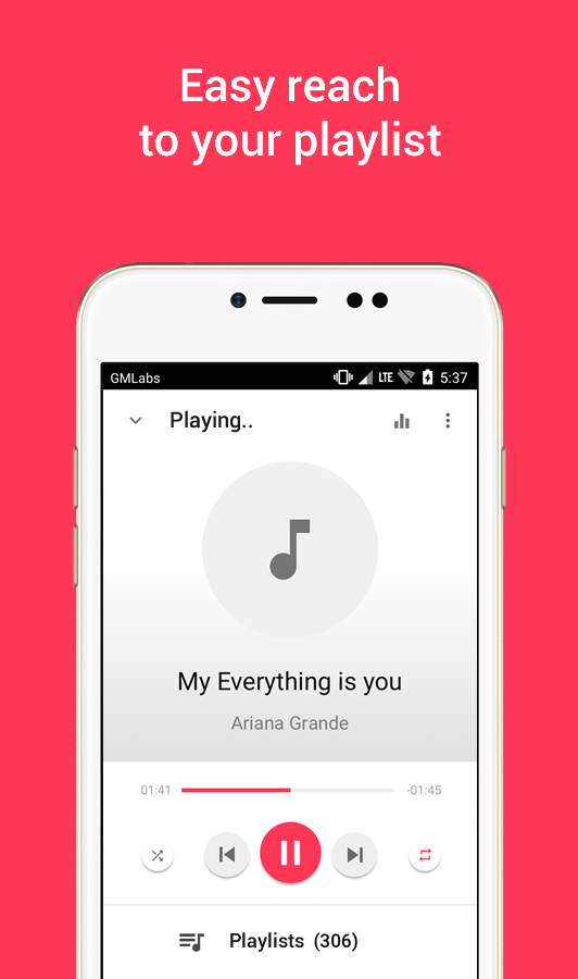GM Music Lite 1 0 0 APK Download - Android Music & Audio Apps