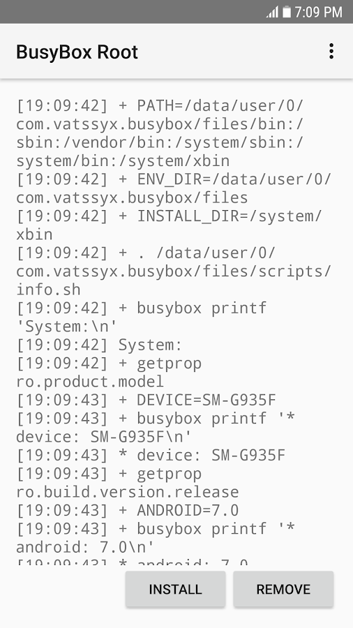 BusyBox Root 1 26 5 APK Download - Android Tools Apps