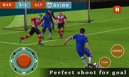 Football Strike Heros 2018 1.0 screenshot 3