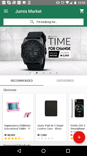 Jumia Market: Sell & Buy 3 8 APK Download - Android Shopping Apps